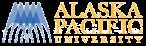 Alaska Pacific University - Image: Alaska Pacific University logo