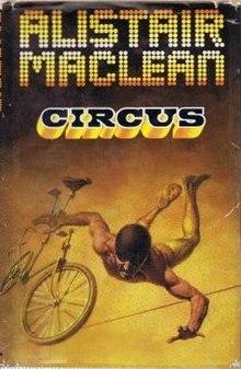 Alistair MacLean - Circus.jpg