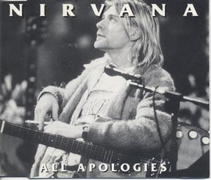 All Apologies - Image: All Apologies (unplugged)