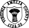 Official seal of Amelia County