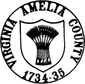 Seal of Amelia County, Virginia