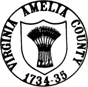 Amelia County, Virginia - Image: Amelia Seal