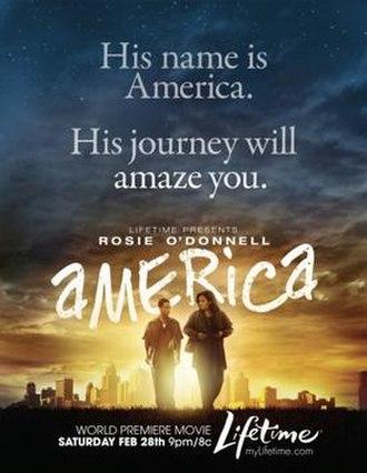 America (2009 film) - Image: America lifetime premier