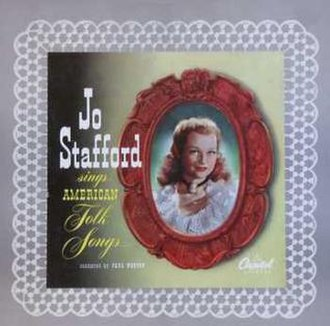 American Folk Songs - Image: American folk songs stafford