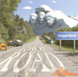 Idiot Road album cover