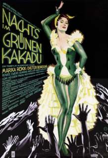 <i>At the Green Cockatoo by Night</i> 1957 film