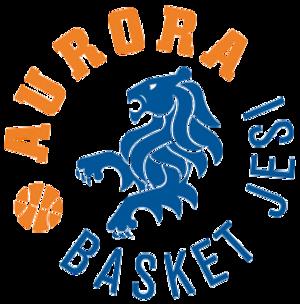 Aurora Basket Jesi - Image: Aurora Basket logo