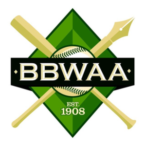 Baseball Writers' Association of America - The organizational logo for the Baseball Writers' Association of America.