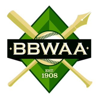 Baseball Writers' Association of America - The organizational logo for the Baseball Writers' Association of America