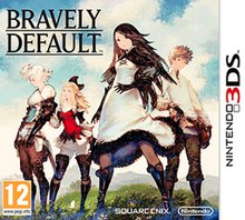 bravely default japanese version english