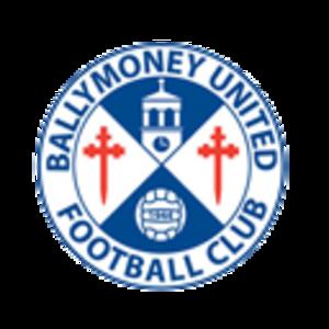 Ballymoney United F.C. - Image: Ballymoney