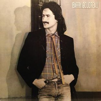 Barry Goudreau (album) - Image: Barry goudreau