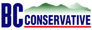 British Columbia Conservative Party - BC Conservative Party logo, 1991 to 2005.