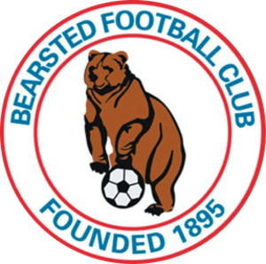 Bearsted F.C. - Image: Bearsted F.C. logo