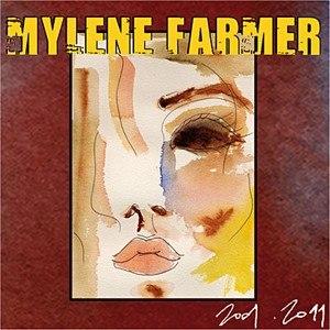 2001.2011 - Image: Best of 2001 2011 Mylène Farmer