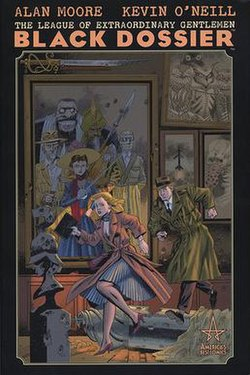 League of Extraordinary Gentlemen: The Black Dossier Alan Moore