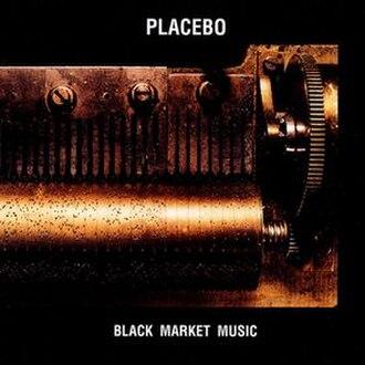 Black Market Music (album) - Image: Black market music