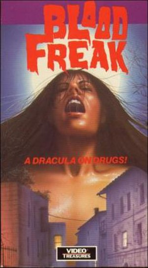 Blood Freak - Image: Blood Freak Film Poster