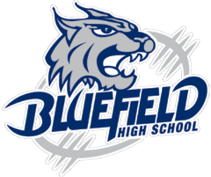 Bluefield High School (Prince Edward Island) - Image: Bluefield high pei logo 2
