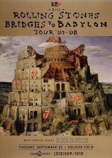 Bridges to Babylon Tour