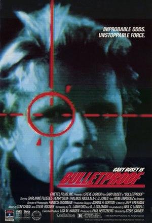 Bulletproof (1988 film) - Image: Bulletproof (1988 film)