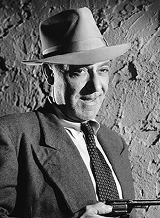 Joseph Calleia - Calleia as Pete Menzies in Orson Welles's Touch of Evil (1958), considered to be one of the best performances of his career
