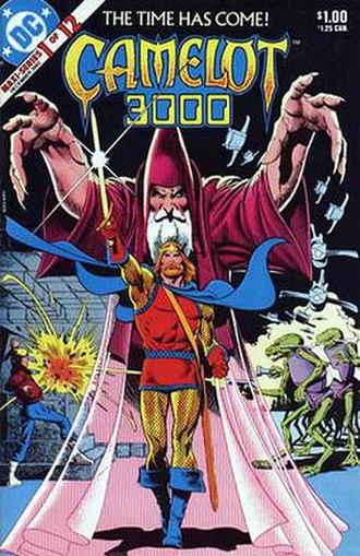 Camelot 3000 - Image: Camelot 3000 1