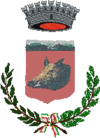 Coat of arms of Caporciano