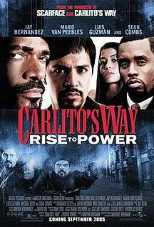 <i>Carlitos Way: Rise to Power</i> 2005 film by Michael Bregman
