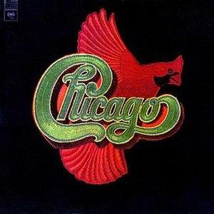 Chicago VIII - Image: Chicago Chicago VIII