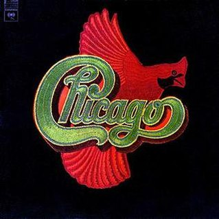 <i>Chicago VIII</i> 1975 studio album by Chicago