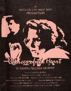 <i>Choices of the Heart</i> 1983 film by Joseph Sargent