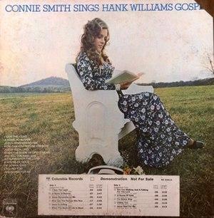 Connie Smith Sings Hank Williams Gospel - Image: Connie Smith Sings Hank Williams Gospel