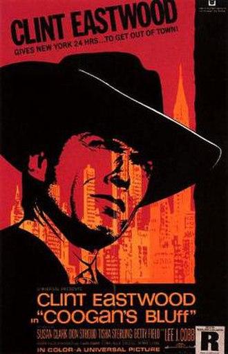 Coogan's Bluff (film) - Film poster
