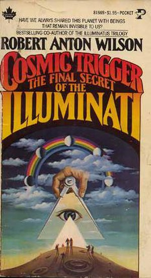 Cosmic Trigger I: The Final Secret of the Illuminati - First edition