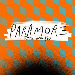 Still Into You - Image: Cover paramore's song still into you