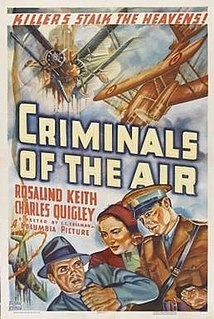 <i>Criminals of the Air</i> 1937 film by Charles C. Coleman