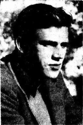 D'Arcy Niland - Image: D'Arcy Niland July 1947