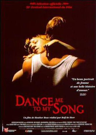 Dance Me to My Song - Film poster