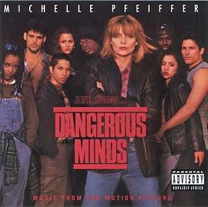 Dangerous Minds (soundtrack) - Image: Dangerous Minds (Soundtrack) 1995