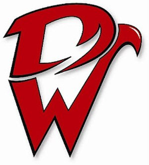 Davenport West High School - Image: Davenport West Logo