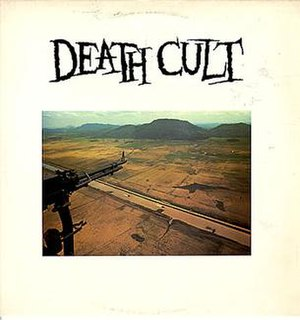 Death Cult (EP) - Image: Death Cult EP