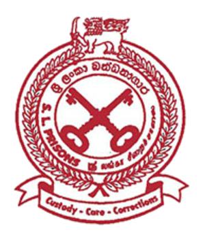 Department of Prisons - Image: Department of Prisons SL seal