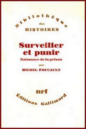 Discipline and Punish - Cover of the French edition