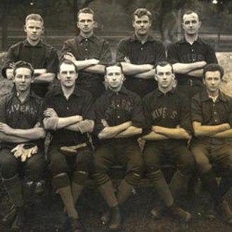 Sydney Uni Baseball Club - 1920 SUBC First Grade