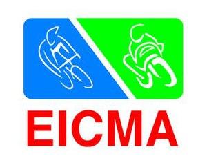 EICMA - Logo of the EICMA (Milan Motorcycle ) Show