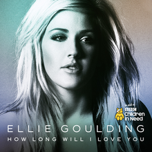 Ellie Goulding — How Long Will I Love You (studio acapella)