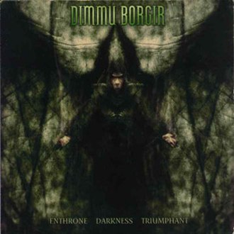 Enthrone Darkness Triumphant - Image: Enthrone darkness triumphant