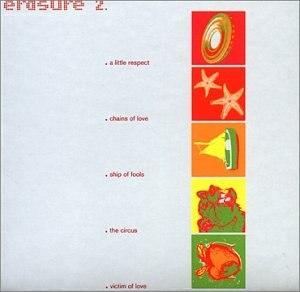 EBX (album) - Image: Erasure ebx 2