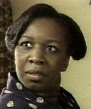 Celestine and Etta Tavernier - Jacqui Gordon-Lawrence as Etta Tavernier